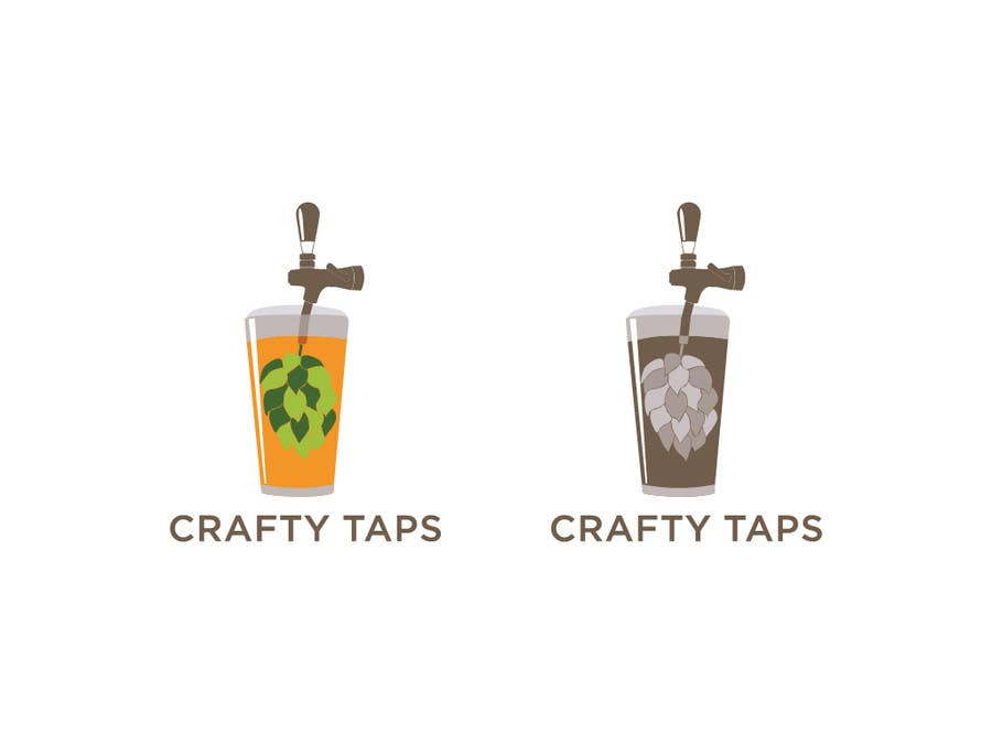 Penyertaan Peraduan #                                        23                                      untuk                                         Design a Logo for Crafty Taps