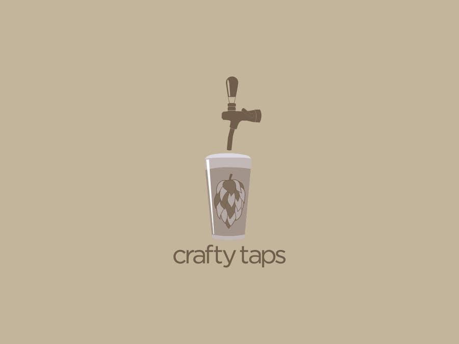 Penyertaan Peraduan #                                        48                                      untuk                                         Design a Logo for Crafty Taps