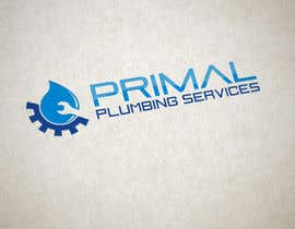 #56 for Design a Logo for PRIMAL PLUMBING SERVICES by fireacefist