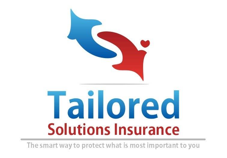 Penyertaan Peraduan #63 untuk Logo Design for Tailored Solutions Insurance