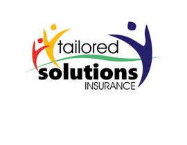 #8 para Logo Design for Tailored Solutions Insurance por JodySimpson