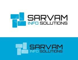 #8 for Design a Logo  for  Sarvam Info Solutions by mridul140