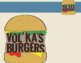 jackowen23 tarafından Logo design for a burger cafe için no 90