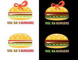 webbyowl tarafından Logo design for a burger cafe için no 22
