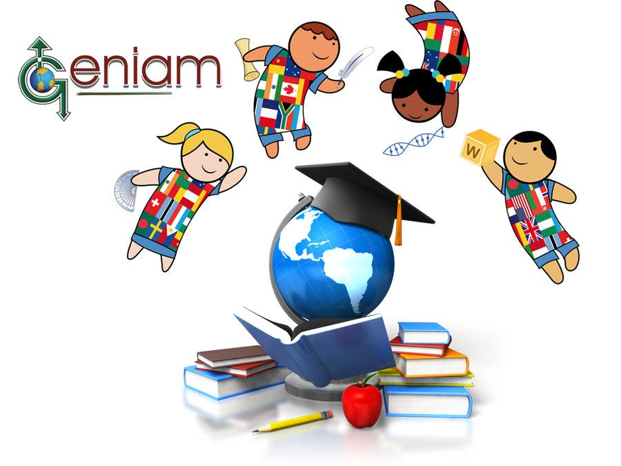 "#6 for Illustrate:  ""Making Education Viral"" by kevalpandya"