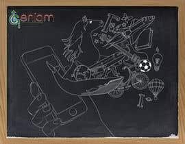 "nº 25 pour Illustrate:  ""Making Education Viral"" par aliremo"