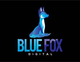 #4 for Design a Logo for Blue Fox Digital by dannnnny85