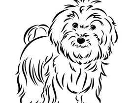 nº 31 pour Logo / Drawing / Illustration of a dog par KathysDotCom