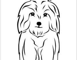 #40 for Logo / Drawing / Illustration of a dog af korodirazvan