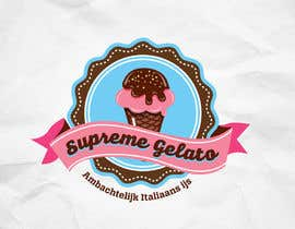 nº 24 pour Design a logo for a retro ice cream shop par SzalaiMike