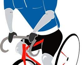 #103 for Character illustration for a bicycle ride by notnowjohn