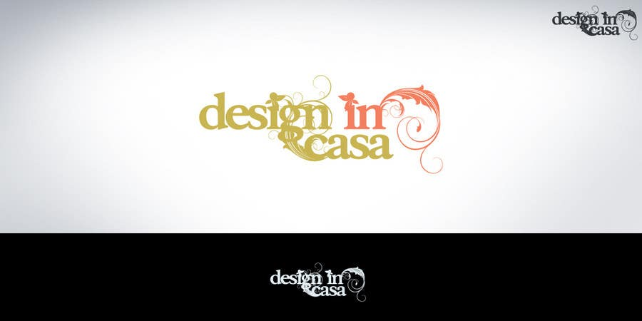 Конкурсная заявка №76 для Logo Design for  Is for a decoration store, that has beautiful, delicate and elegant products.