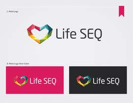 #26 para Design a Logo for Life-SEQ por juanmikes