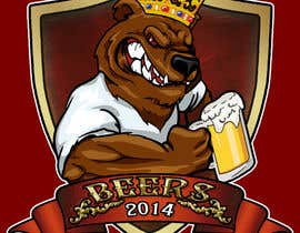 #14 for Logo Design for Beer 2014 by miguelfirewolf