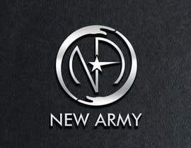 #72 for Design a Logo for New Army™ Clothing & Apparel by arteq04