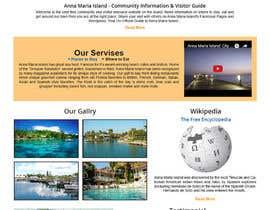imranwebdesigner tarafından Design a Website Mockup için no 21