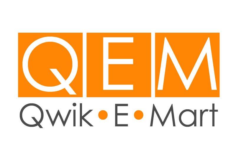 Participación en el concurso Nro.226 para Logo Design for Qwik-E-Mart