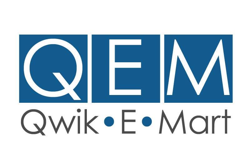 Participación en el concurso Nro.225 para Logo Design for Qwik-E-Mart