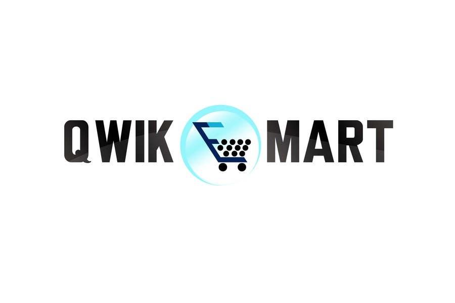 Participación en el concurso Nro.202 para Logo Design for Qwik-E-Mart