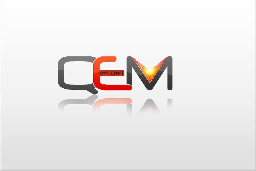 Конкурсна заявка №148 для Logo Design for Qwik-E-Mart