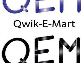 #67 για Logo Design for Qwik-E-Mart από saledj2010