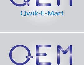 #65 สำหรับ Logo Design for Qwik-E-Mart โดย saledj2010