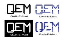 Entrada de concurso de Graphic Design #96 para Logo Design for Qwik-E-Mart
