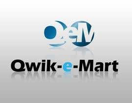 #15 для Logo Design for Qwik-E-Mart от mpolaina