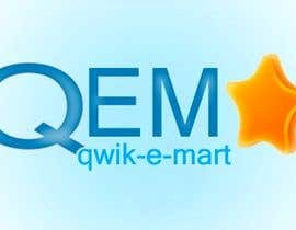 #194 for Logo Design for Qwik-E-Mart av Mickosk