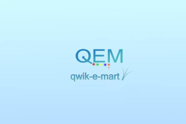 Конкурсна заявка №197 для Logo Design for Qwik-E-Mart
