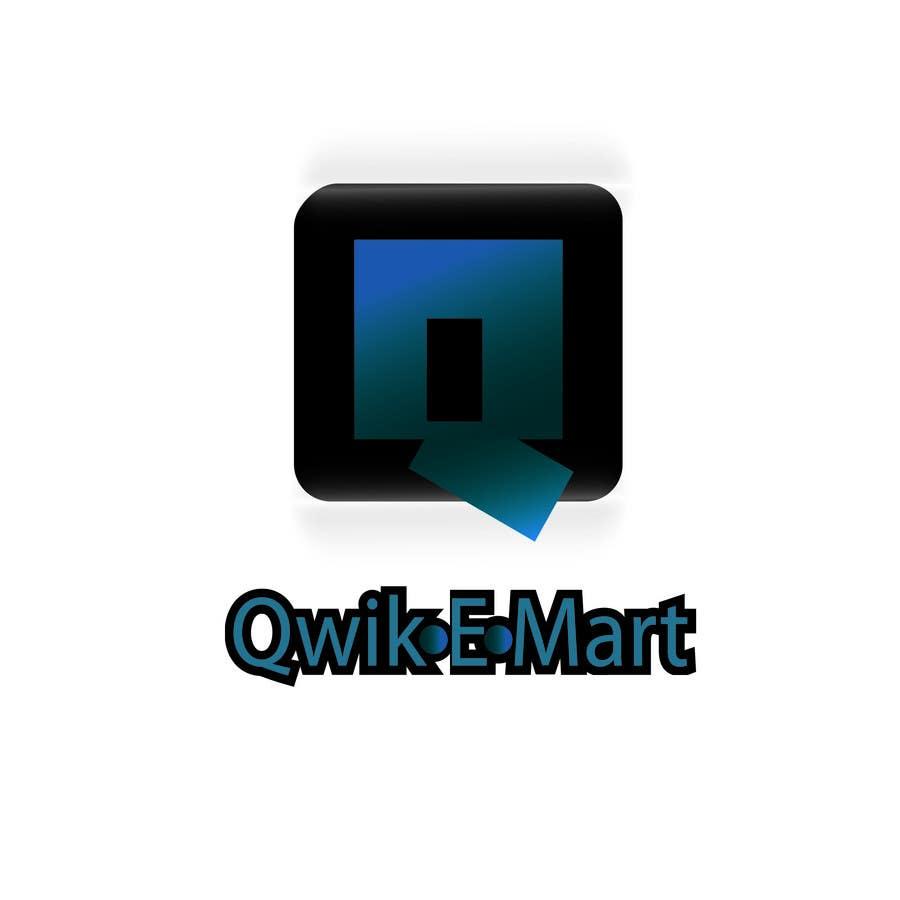 Participación en el concurso Nro.231 para Logo Design for Qwik-E-Mart