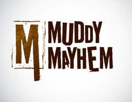 nº 49 pour Logo Design for Muddy Mayhem par wickedthing