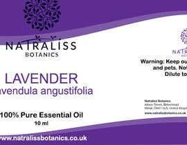 NazDesigns tarafından Need labels designed for a brand of essential oils için no 12
