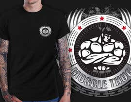 #30 for Design a T-Shirt for our althletic brand Muscle Thug af richisd