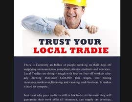 #23 for Trust Your Tradie by natspearldesign