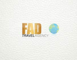 #22 for Design Logo for FAD Travel Agency. by BrunoPapa