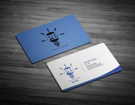 #5 for Business card AND letterhead design for a podcast - logo available by mamun1236943