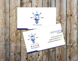 #37 for Business card AND letterhead design for a podcast - logo available by mamun1236943