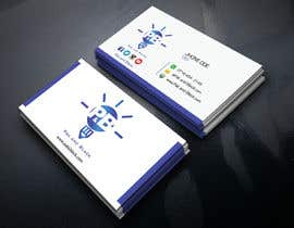 #2 for Business card AND letterhead design for a podcast - logo available by AhamedAntur