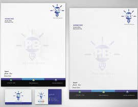 #44 for Business card AND letterhead design for a podcast - logo available by AhamedAntur