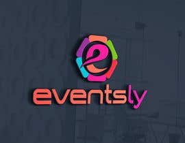 nproduce tarafından Design a Logo for Eventsly App için no 47
