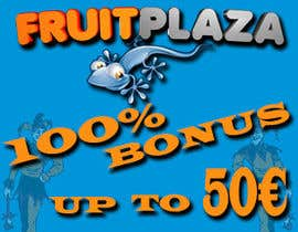 #6 for Design a Banner for Fruitplaza.com by C0a