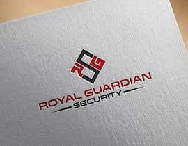 Nro 21 kilpailuun Royal Guardian Security käyttäjältä farzana1994