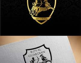 Nro 32 kilpailuun Royal Guardian Security käyttäjältä alexandracol