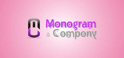 #11 for Design logo for Monogram and Company by DECHEFFECTS