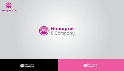 #10 for Design logo for Monogram and Company by AWAIS0