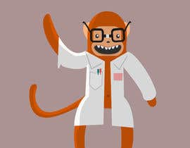 #9 for Illustrate Something for Silly Geeky Monkey by jonamromero