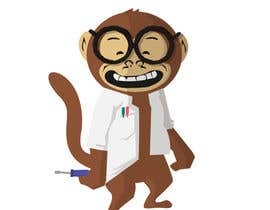 #20 for Illustrate Something for Silly Geeky Monkey by jonamromero