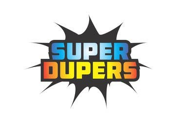 nº 13 pour Design a Logo for Super hero game par eltorozzz