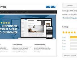 Nro 1 kilpailuun Redesign of website in Wordpress. Find template käyttäjältä kolindozadrima